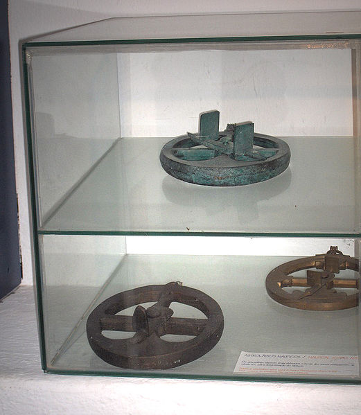 Mariner's Astrolabes
